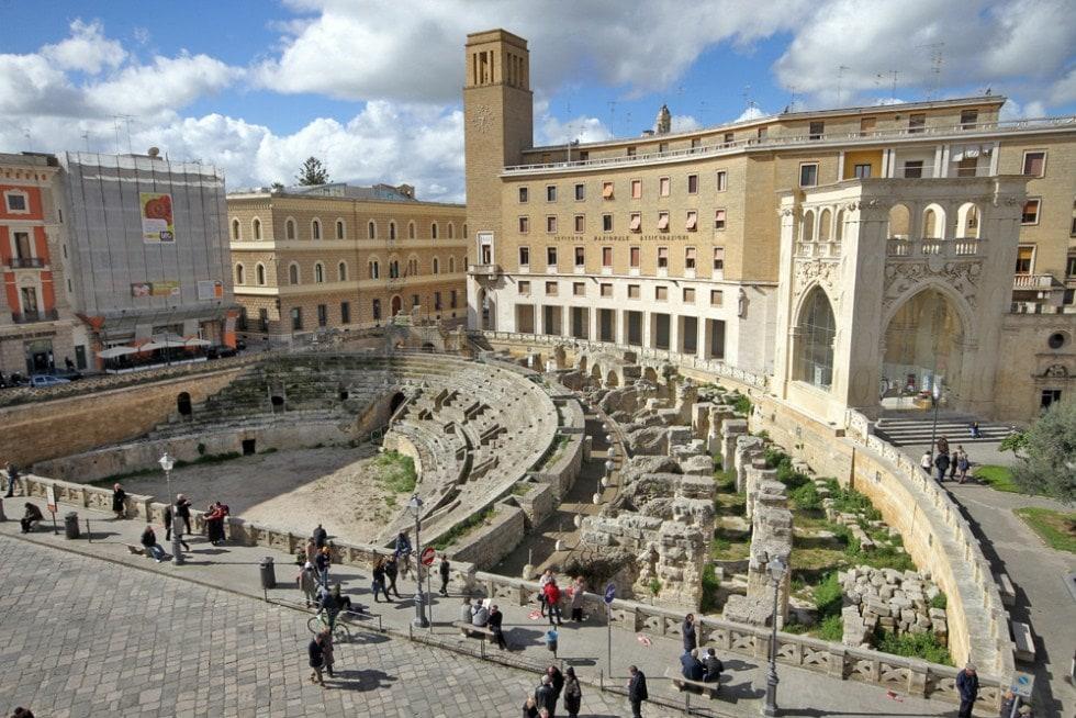 piazza santoronzo lecce storia damore - photo#21