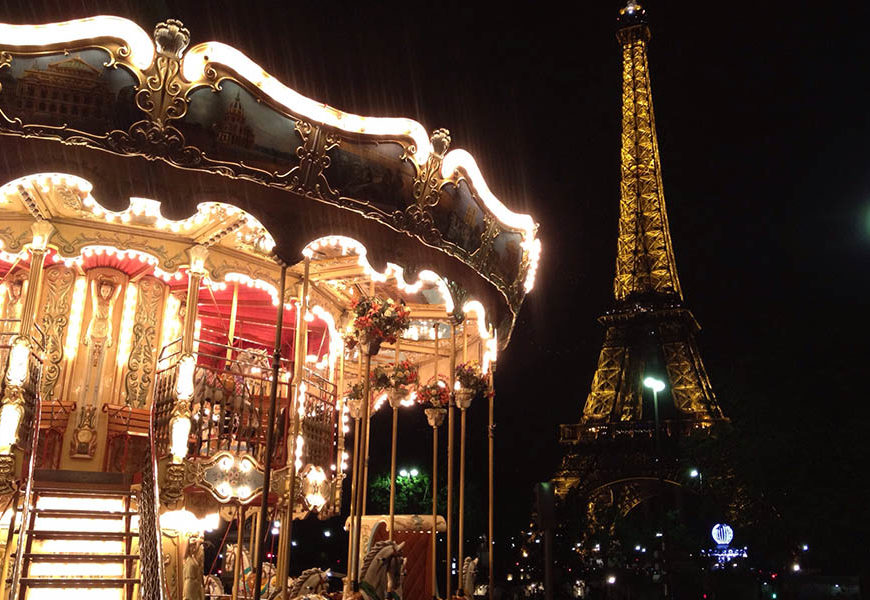 Vacanze Natalizie a Parigi
