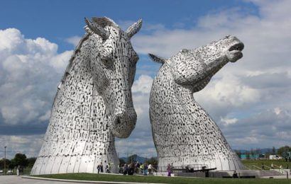 Le 25 sculture più incredibili del mondo!!!