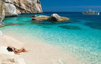 Spiagge,la magia della Sardegna.