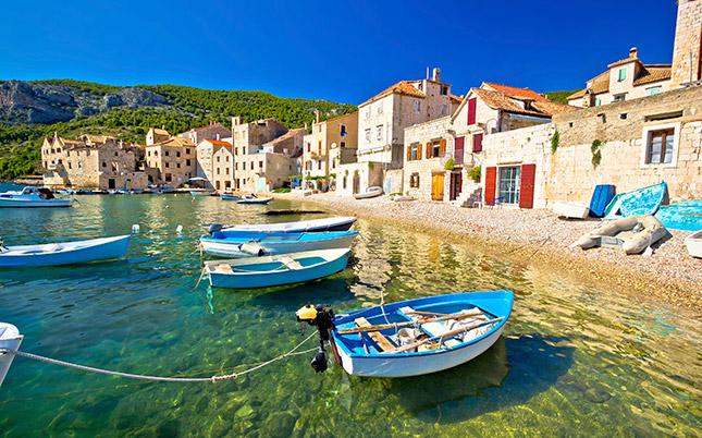 Week-end in Croazia