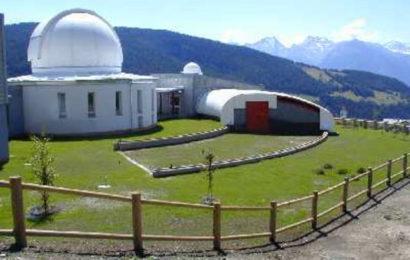 Una notte guardando le stelle dal Osservatorio Astronomico di Saint Barthélemy