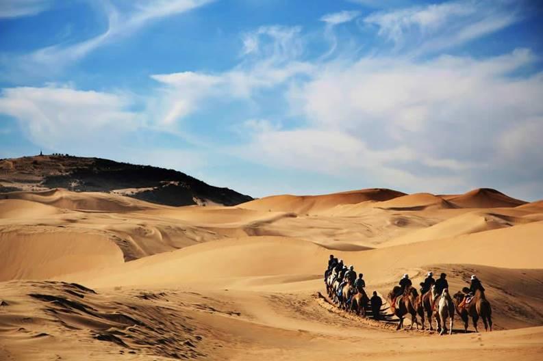 Viaggi alla scoperta del Deserto