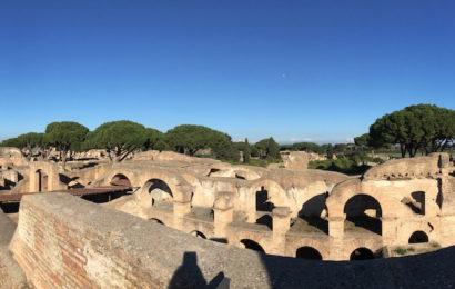 Visitare Ostia Antica: un museo sotto il celo