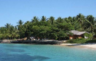 L'isola del silenzio e delle meraviglie: Gangga Island