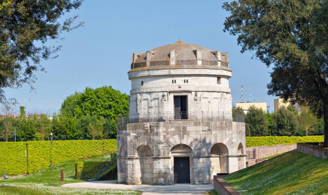Visitare i monumenti di Ravenna