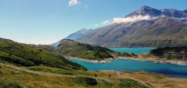 Itinerari alpini in Piemonte