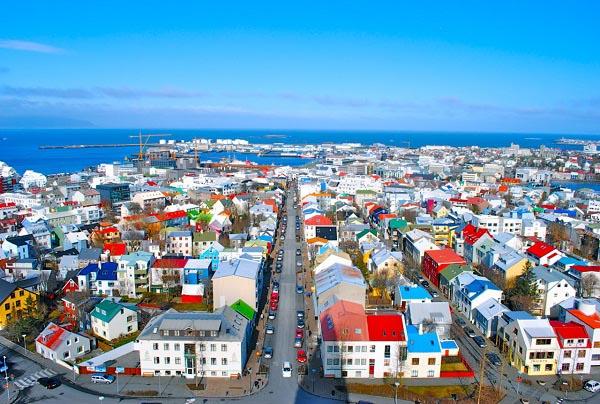 Visitare l'Islanda, Reykjavík un fascino nordico
