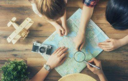 Come organizzare una vacanza
