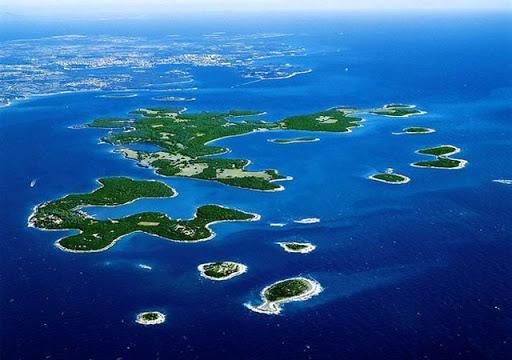 Un viaggio nelle Isole Kornati