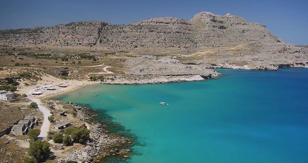 Come arrivare sull'Isola greca di Rodi: l'aeroporto Diagoras
